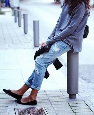 eda13ac19c77 Women s Black Leather Biker Jacket