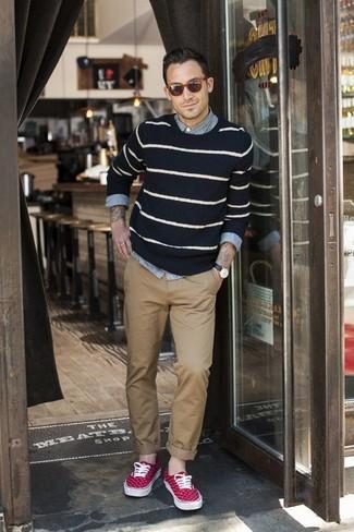 Regular Flannel Lined Chinos