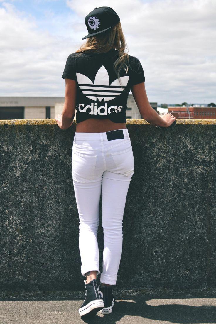 530059b0 Cute White T Shirt Outfits - DREAMWORKS
