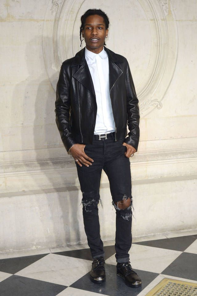 How to Wear Black Ripped Jeans (44 looks) | Men&39s Fashion