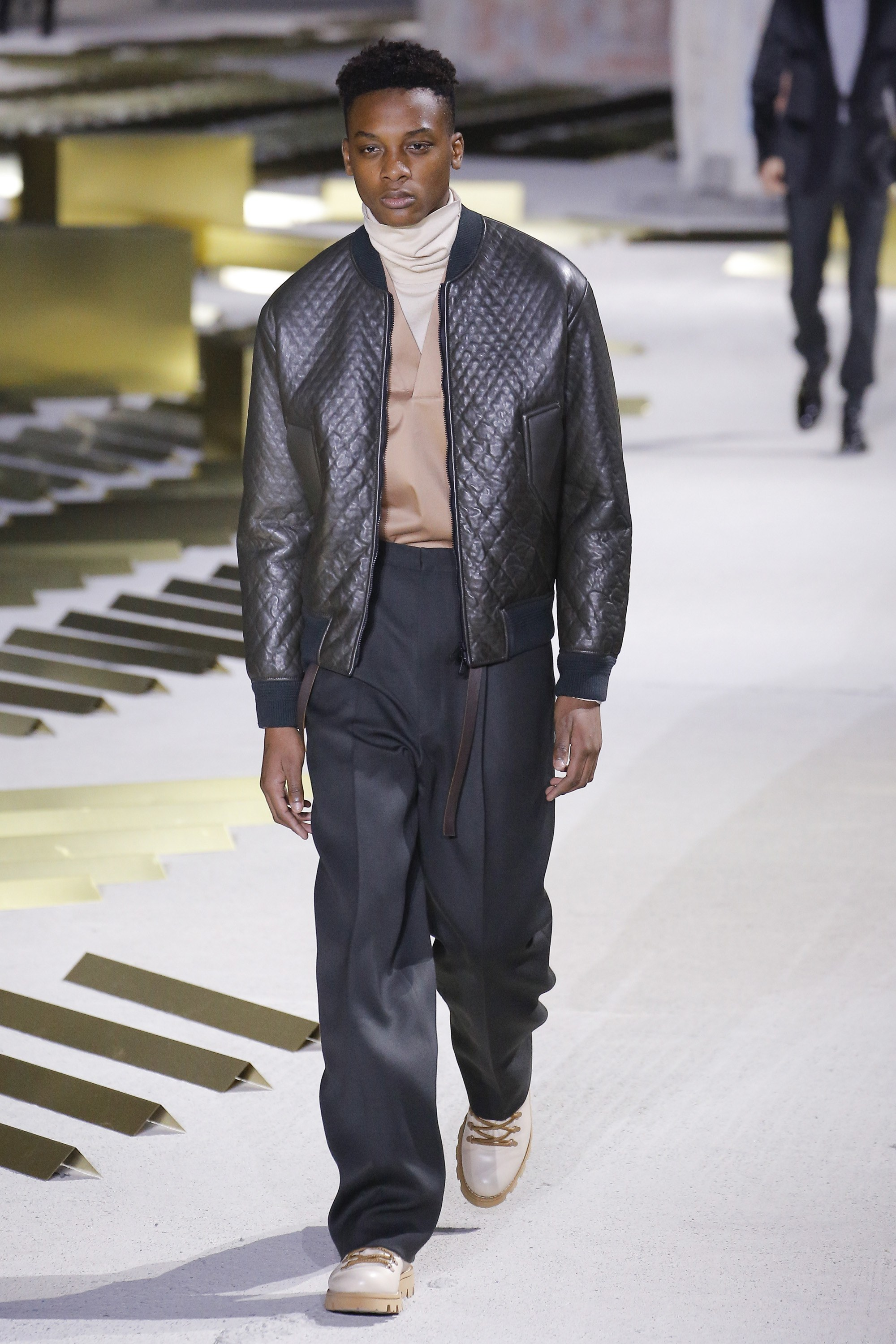 How To Wear A Black Quilted Leather Bomber Jacket 13 Looks Mens