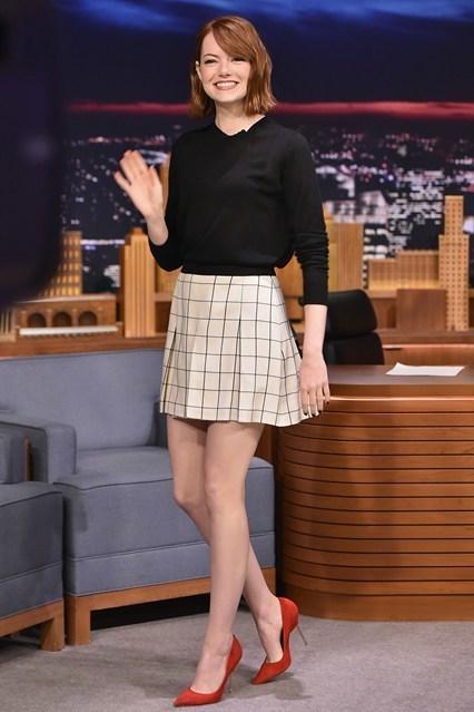 Check Skirt | Women's Fashion