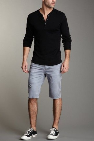 How to Wear Grey Shorts (88 looks) | Men's Fashion