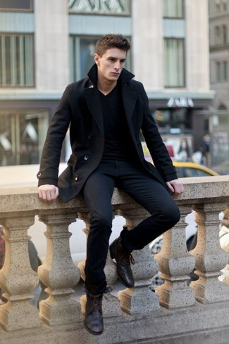 Pea Coat | Men's Fashion