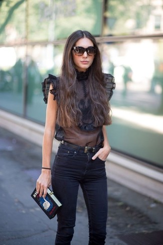 Carraway Leather Belt