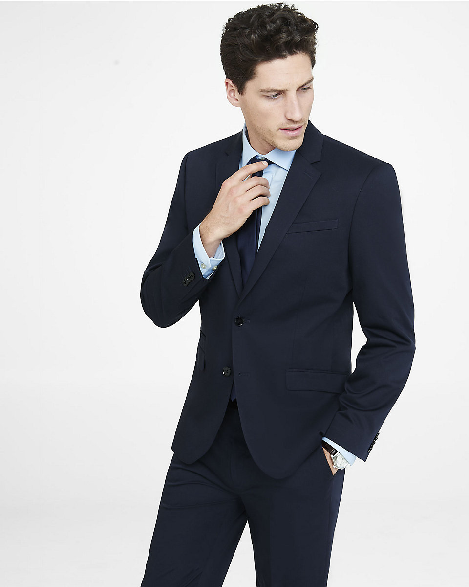 Light Black Suit - Hardon Clothes