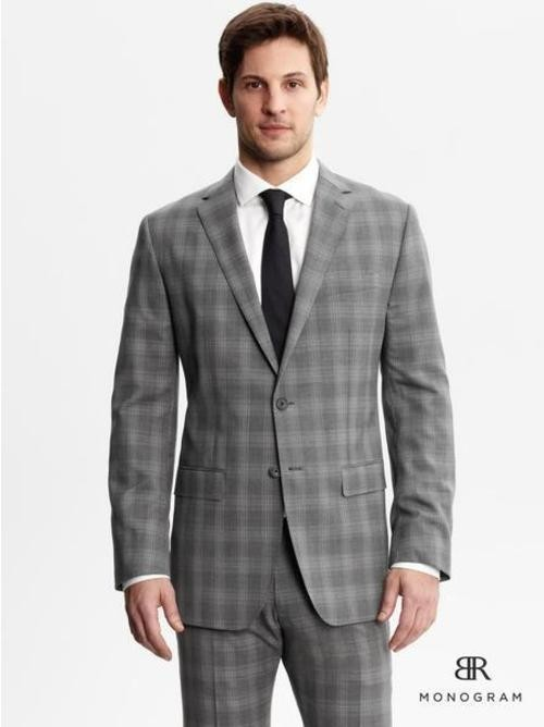 Young businessman in dress shirt and tie male models picture for Gray dress shirt black pants