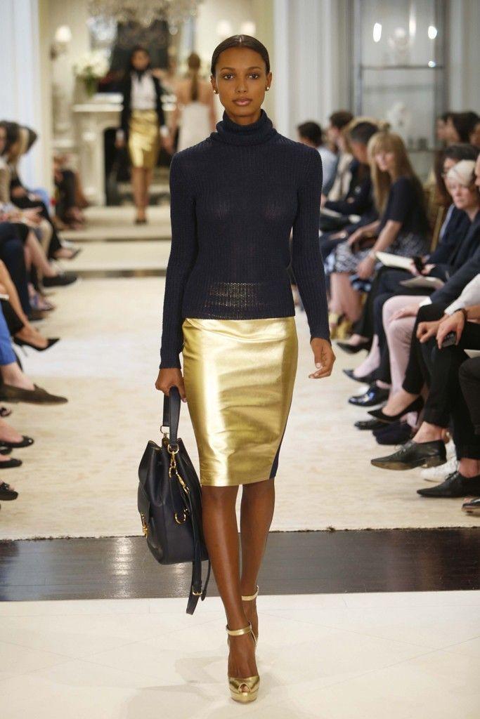 Gold Pencil Skirt - Best Gold 2017