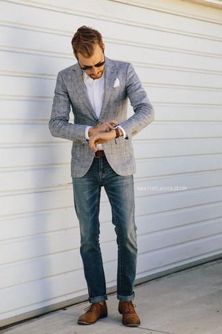 Burberry London Men Suits Slim Fit Suit Leonardo Dicaprio
