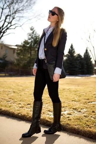 Maria High Waist Skinny Jeans