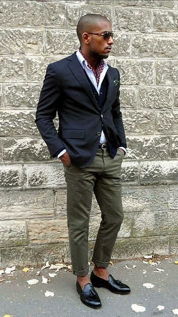 How To Wear Olive Chinos 215 Looks Mens Fashion