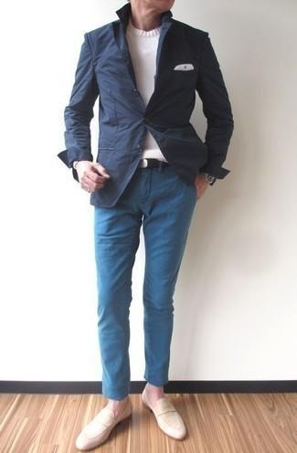 Alpha Khaki Pant Casual Pants