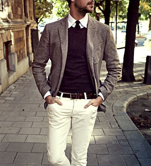 v Neck or Crew Neck Sweater With Dress Shirt Sweater White Dress Shirt