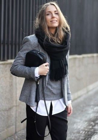 Zip Side Sweater