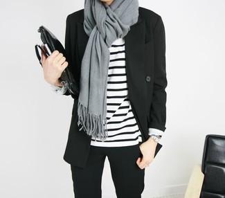 Blazer Jacket Black