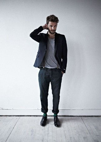 Unhemmed Classic Suit Pant In Italian Chino