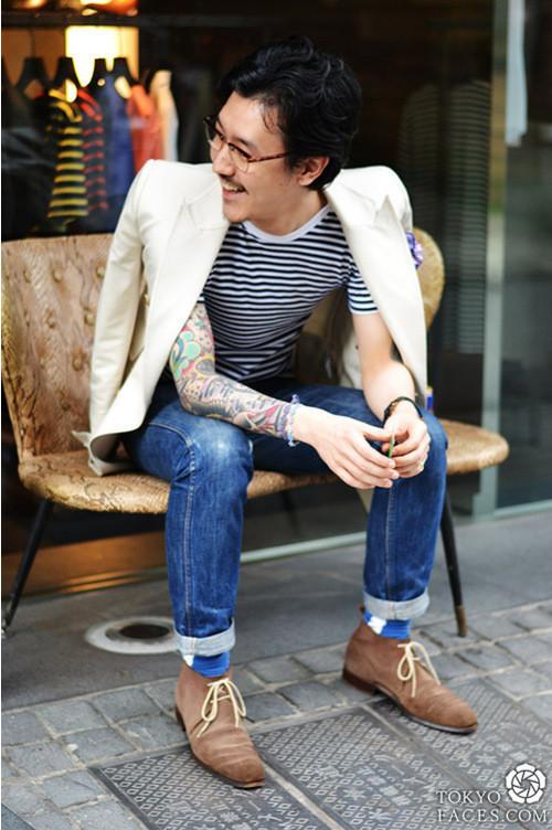 Dark Brown Suede Desert Boots | Men's Fashion