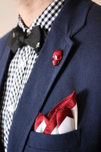 Birdseye Slim Fit Sport Coat