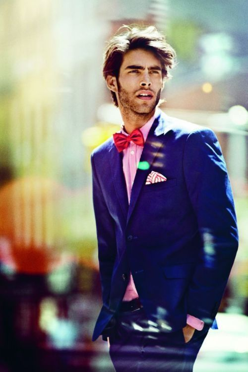 What to Wear With a Pink Bow Tie Bow-tie Buy For $29 Pink