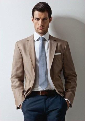 Boss Sportcoat Maldon Canvas Sportcoat