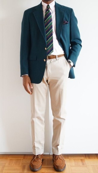 Straight Leg Alpha Khaki Pants