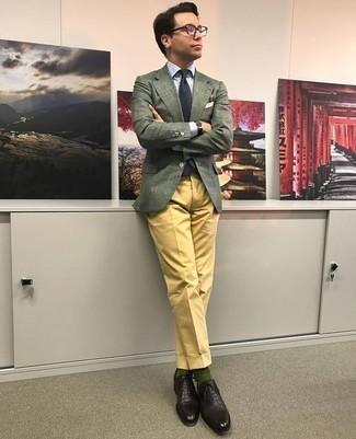 Milano Gart Dyed Twill Chinos