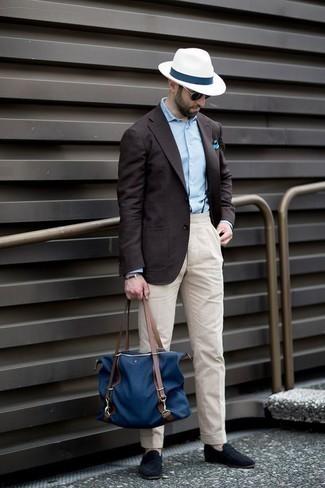 Button Suspenders 46 Inch