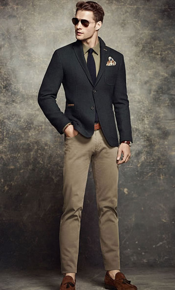 Black Dress Shirt Khaki Pants - Pant Row