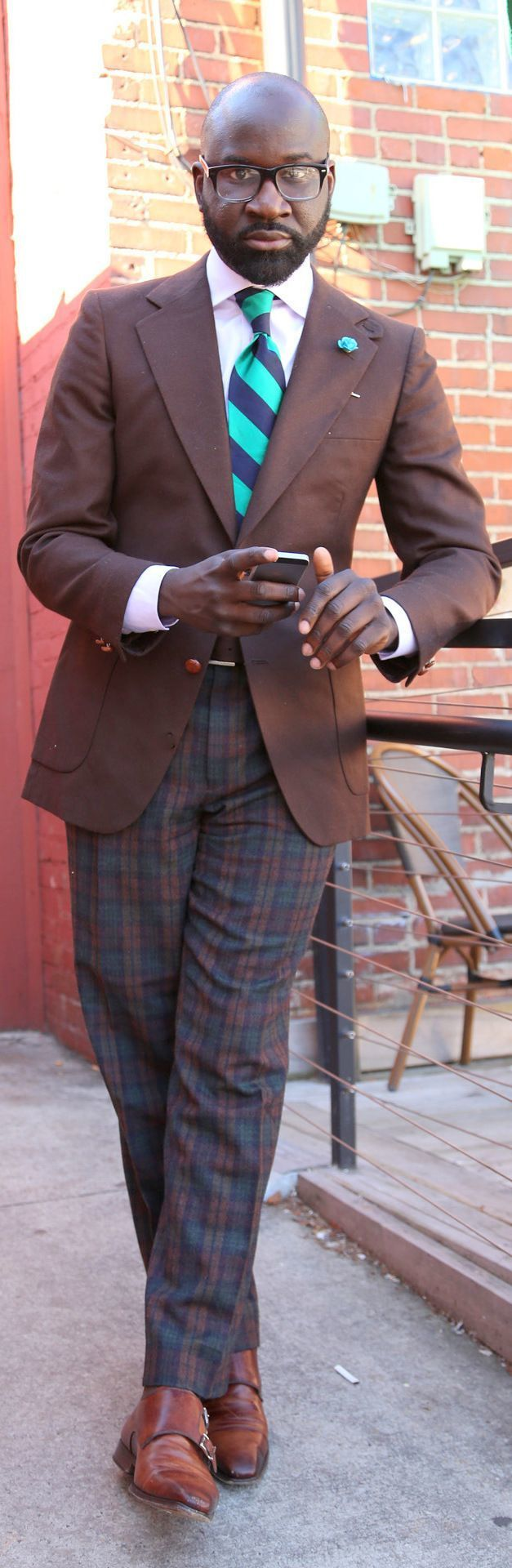 Suit Pants For a Sharp