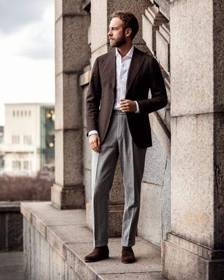 Outlet Prince Of Wales Suit Blazer