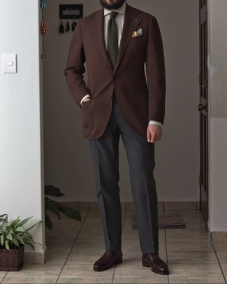 Flannel Skinny Tie