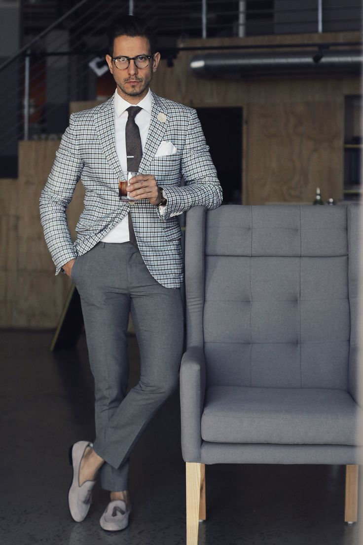 How to Wear Grey Dress Pants (510 looks) | Men's Fashion