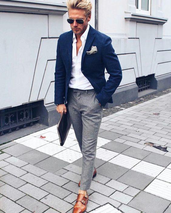 Luxury MISS 2016 Women Royal Blue Blazer Suit Work Ruffle Long Sleeve Candy Color Single Button Slim ...
