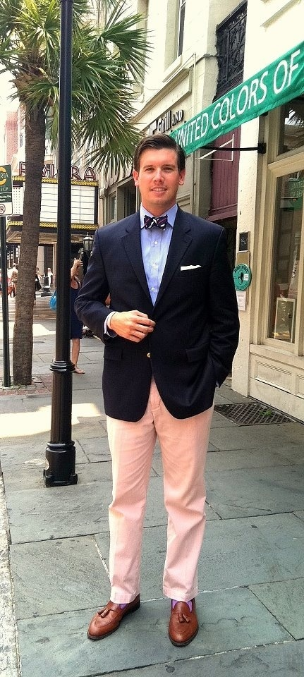 Bow-tie Buy For $39 Pink