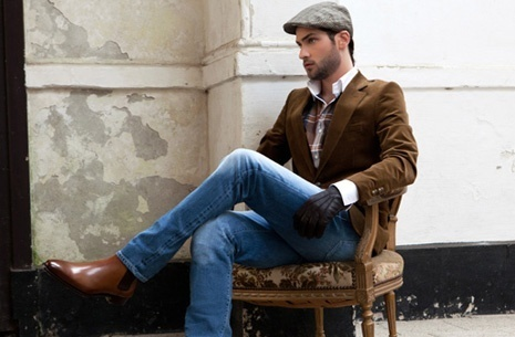 How to Wear Brown Chelsea Boots (95 looks) | Men\'s Fashion