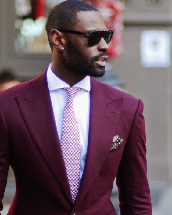 How to Wear a Pink Tie (27 looks) | Men's Fashion