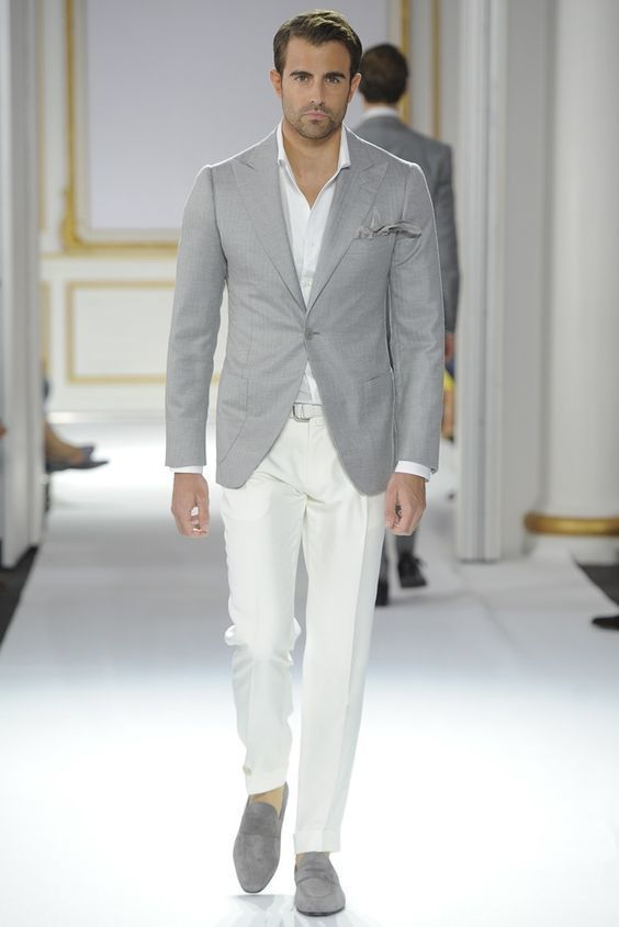 White Dress Pants | Men's Fashion