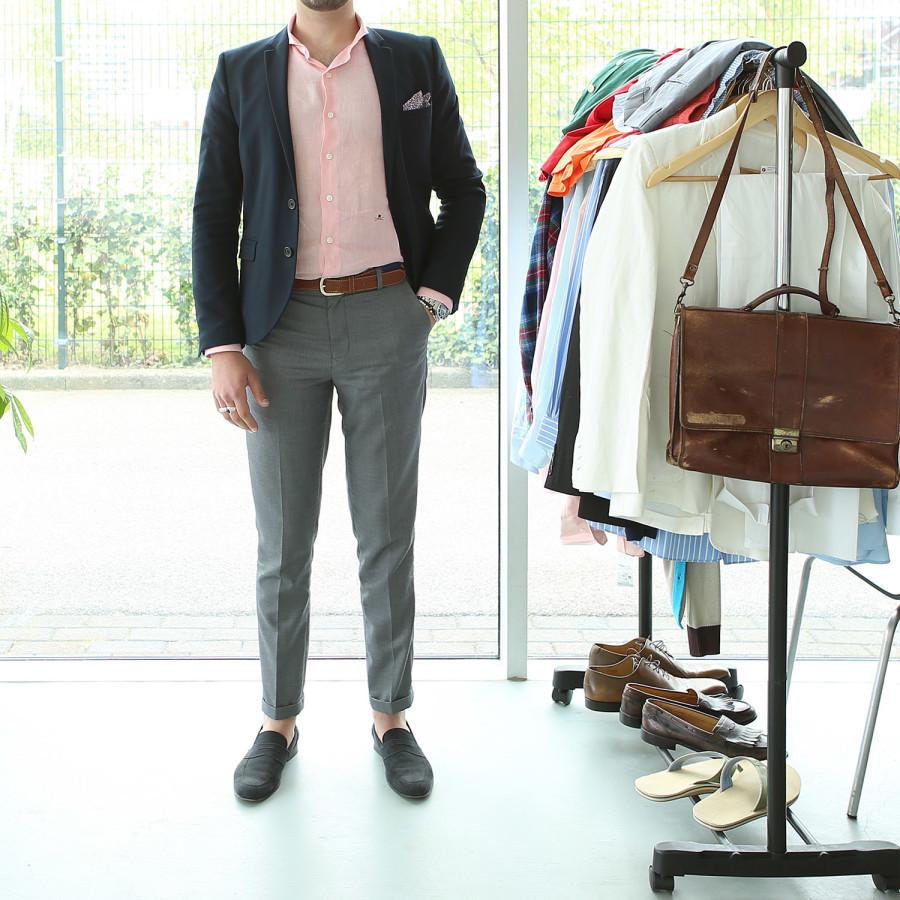 H M Shoes For Suit Men