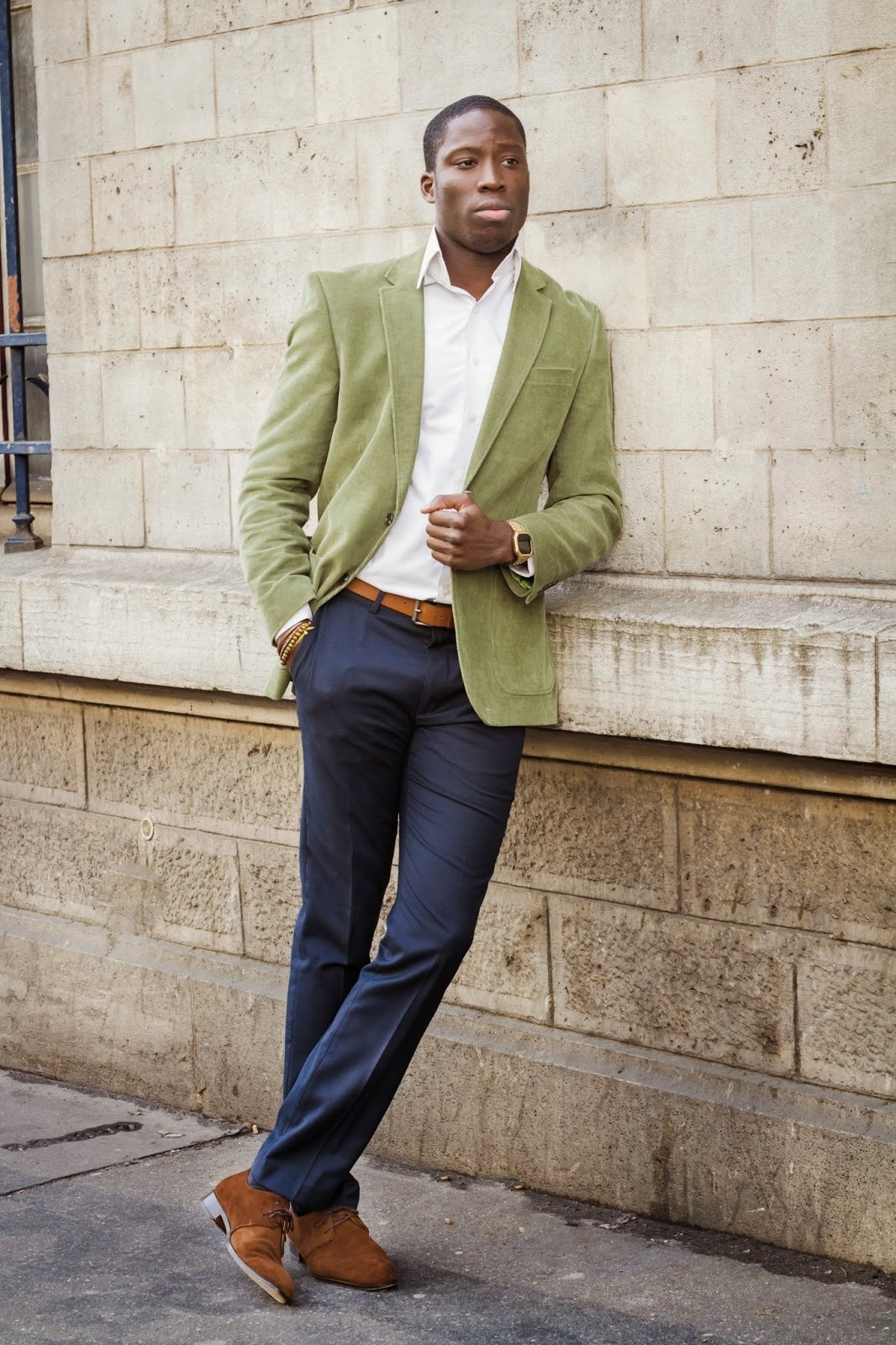 How to Wear an Olive Blazer (108 looks) | Men's Fashion