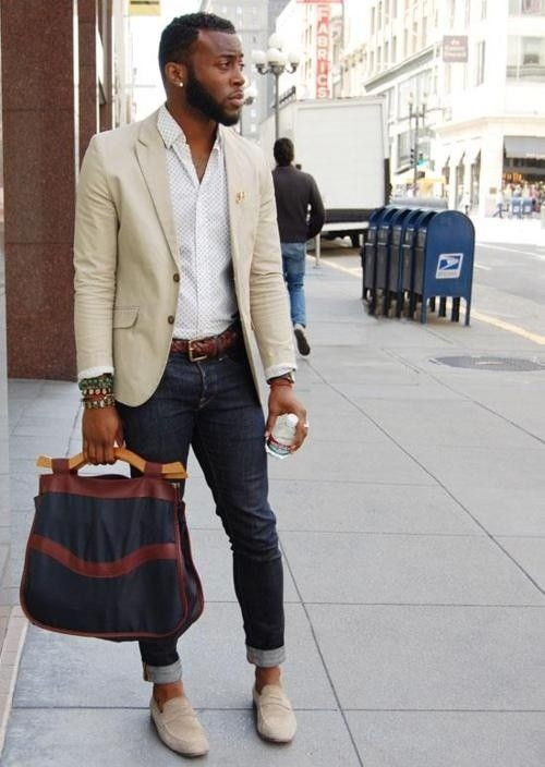 How to Wear a Beige Blazer (218 looks) | Men's Fashion