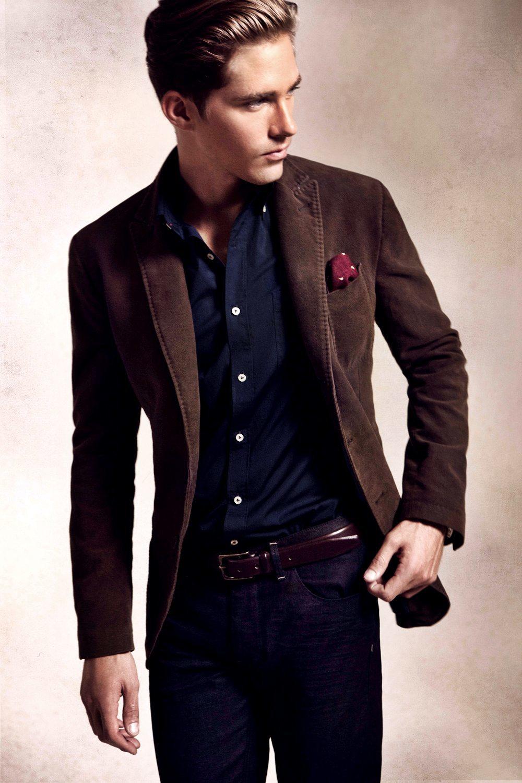 Brown Coat Combination 5Fgnpb