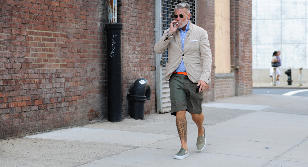 How to Wear Olive Shorts (45 looks)   Men's Fashion
