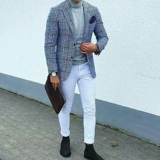 Safado White Jeans 32