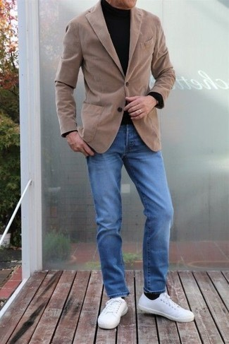 Atworth Safari Jacket Tan