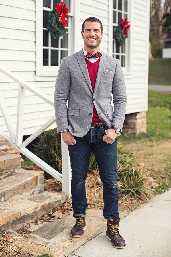 How to Wear a Red Sweater (194 looks)   Men's Fashion