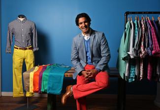 Blazer v neck sweater long sleeve shirt chinos brogues socks large 2609