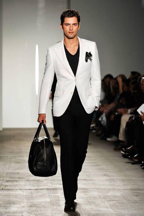 How to Wear a White Blazer (82 looks) | Men's Fashion