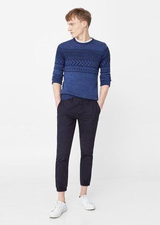 Cashmere Sweater Cable Knit