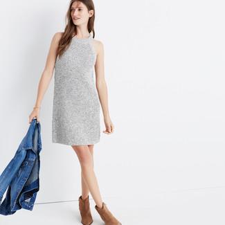 e4273516e2f5 Ann Taylor Petite Turtleneck Sweater Dress