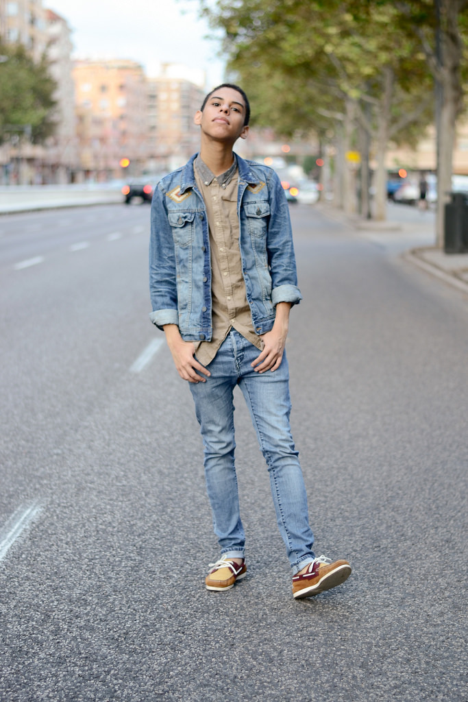 Which Skinny Jeans To Wear With Brown Leather Boat Shoes | Men's ...